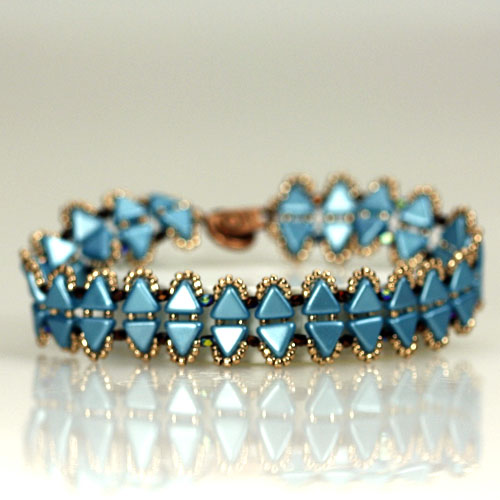 Cleopatra Bracelet Free Tutorial