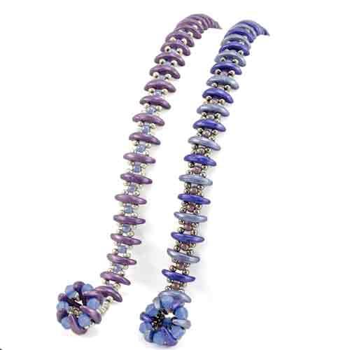Free Beading Patter Garden Gate Bracelet